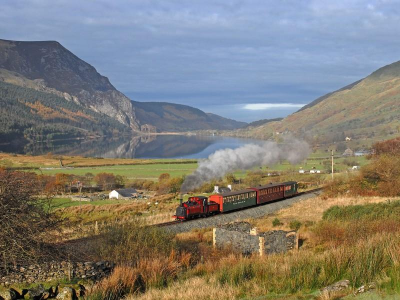 Welsh Highland Railway - 5